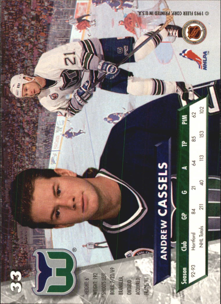 1993-94-Ultra-Hockey-1-250-Your-Choice-GOTBASEBALLCARDS thumbnail 65