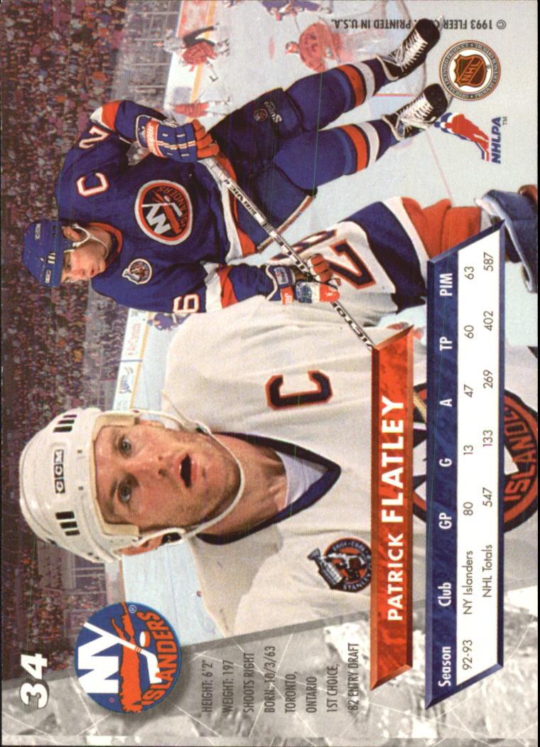1993-94-Ultra-Hockey-1-250-Your-Choice-GOTBASEBALLCARDS thumbnail 67