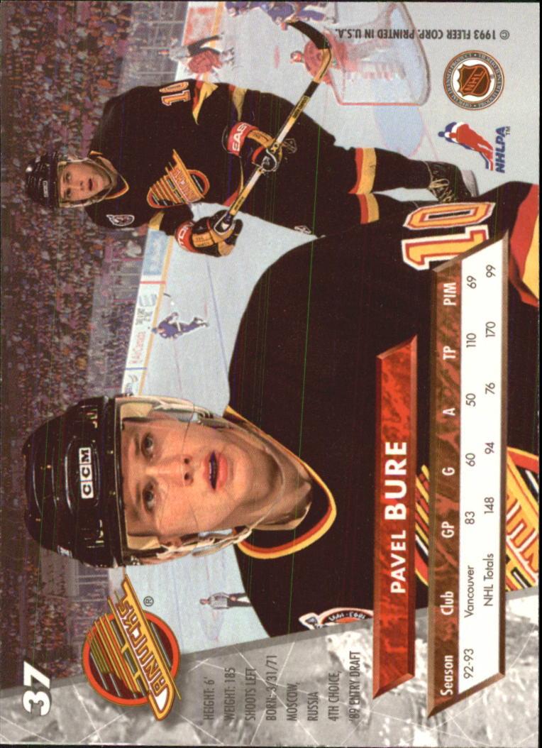 1993-94-Ultra-Hockey-1-250-Your-Choice-GOTBASEBALLCARDS thumbnail 73