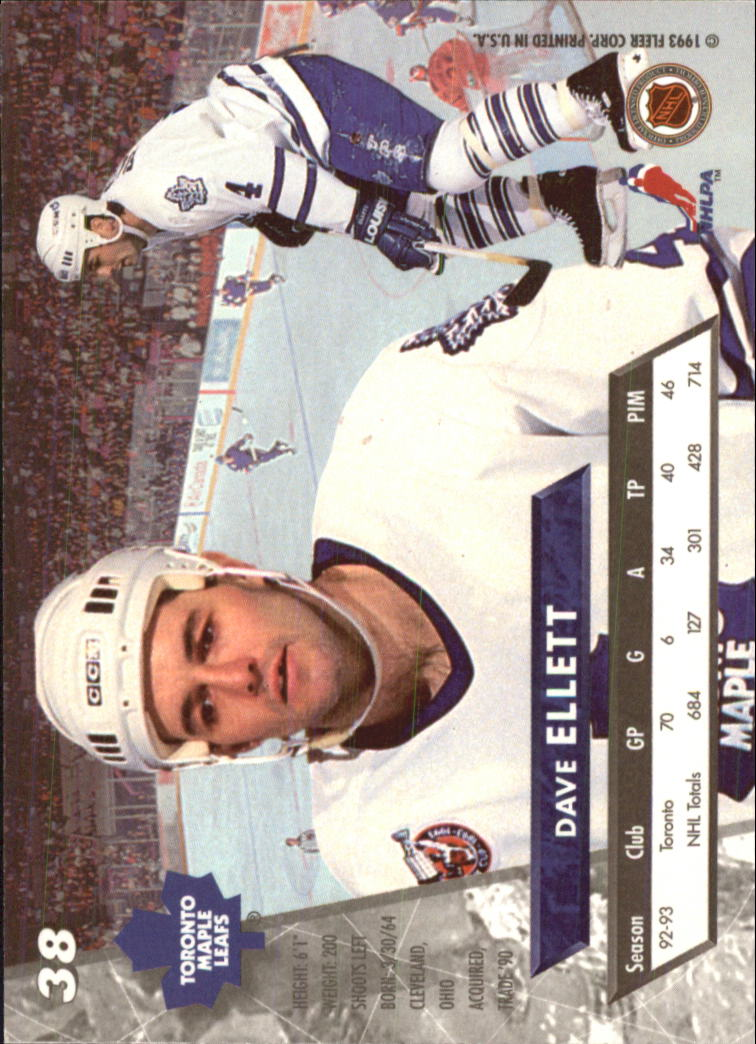 1993-94-Ultra-Hockey-1-250-Your-Choice-GOTBASEBALLCARDS thumbnail 75