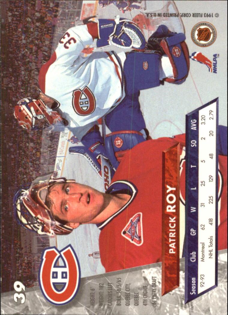 1993-94-Ultra-Hockey-1-250-Your-Choice-GOTBASEBALLCARDS thumbnail 77