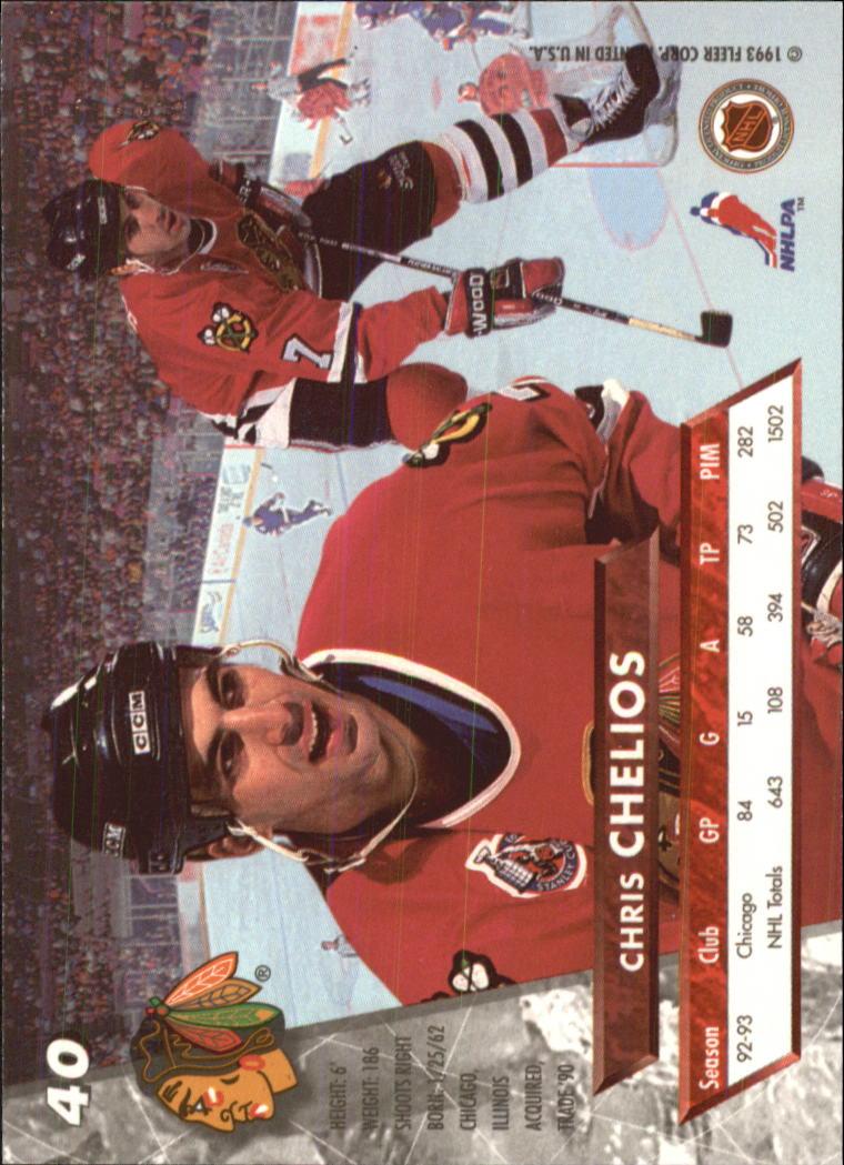 1993-94-Ultra-Hockey-1-250-Your-Choice-GOTBASEBALLCARDS thumbnail 79
