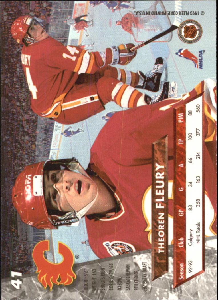 1993-94-Ultra-Hockey-1-250-Your-Choice-GOTBASEBALLCARDS thumbnail 81