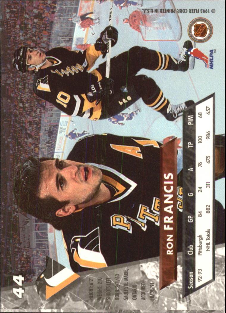 1993-94-Ultra-Hockey-1-250-Your-Choice-GOTBASEBALLCARDS thumbnail 87
