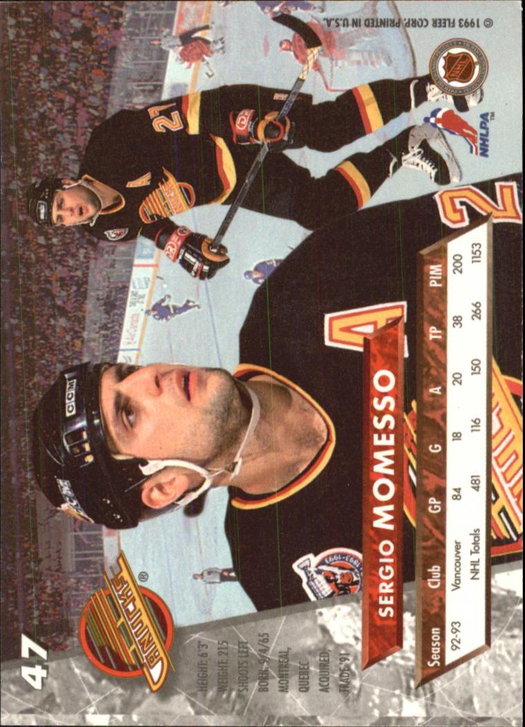 1993-94-Ultra-Hockey-1-250-Your-Choice-GOTBASEBALLCARDS thumbnail 91
