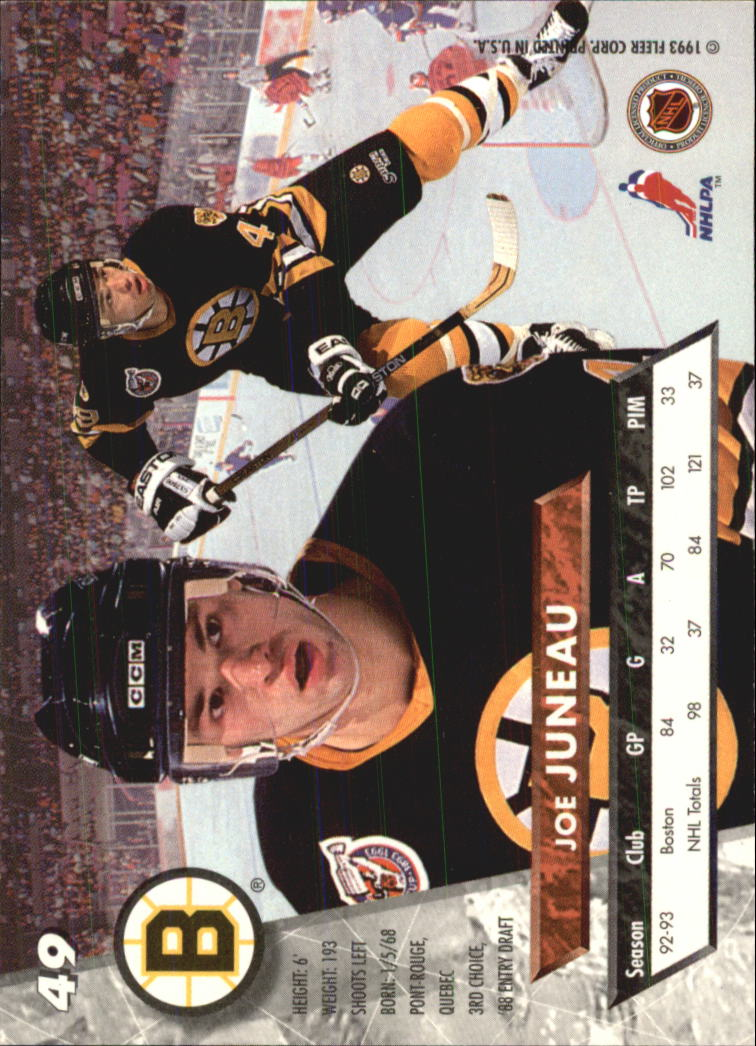 1993-94-Ultra-Hockey-1-250-Your-Choice-GOTBASEBALLCARDS thumbnail 95