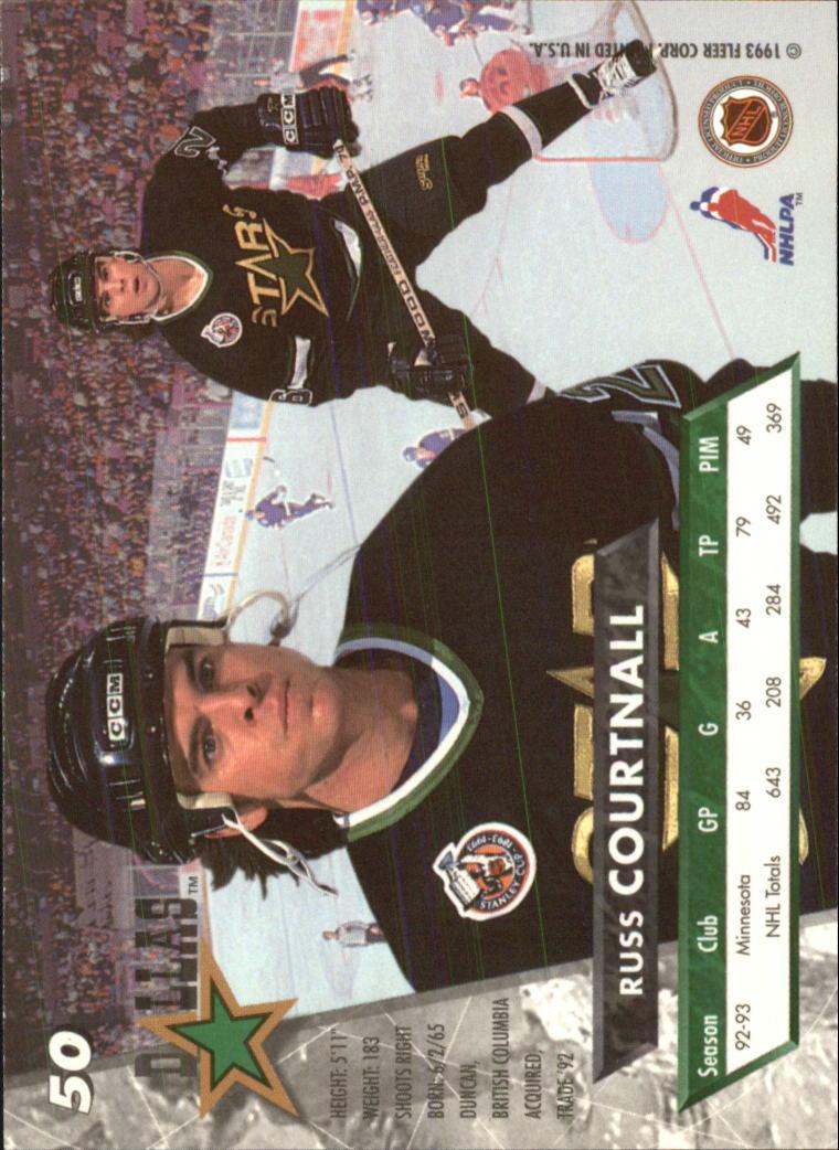 1993-94-Ultra-Hockey-1-250-Your-Choice-GOTBASEBALLCARDS thumbnail 97