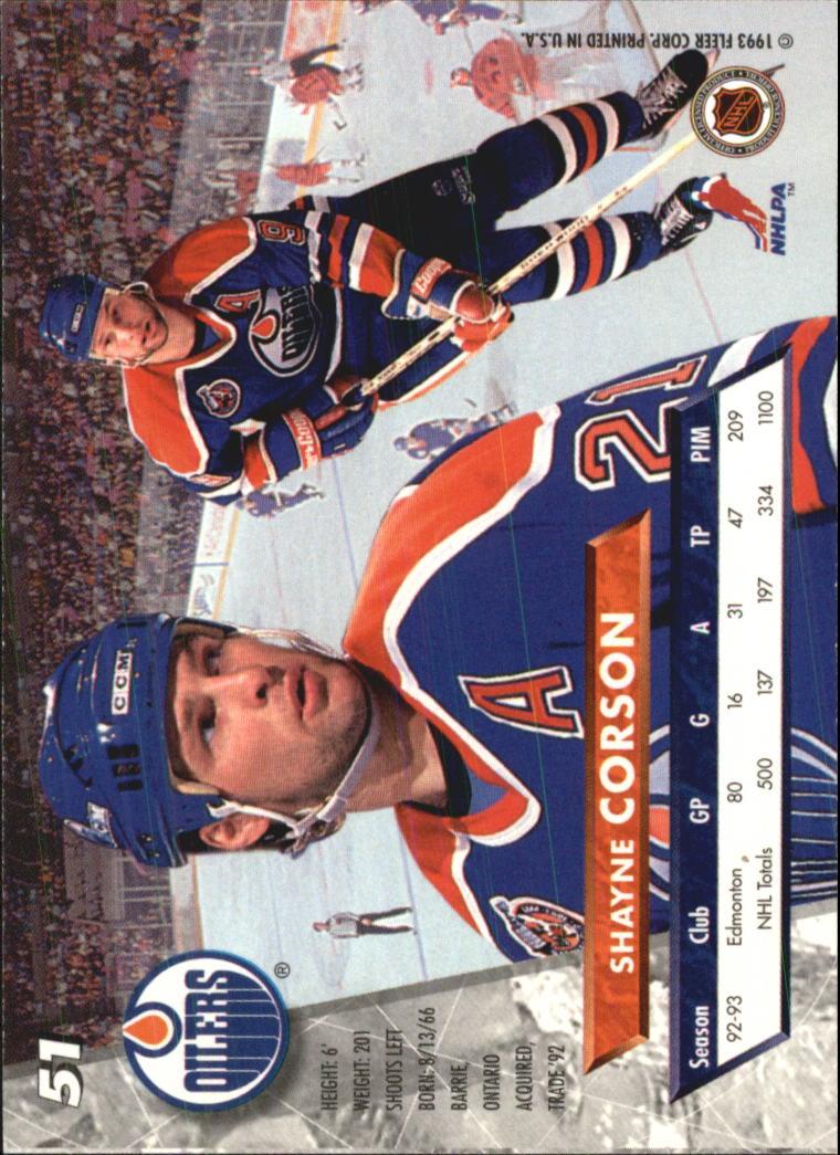 1993-94-Ultra-Hockey-1-250-Your-Choice-GOTBASEBALLCARDS thumbnail 99