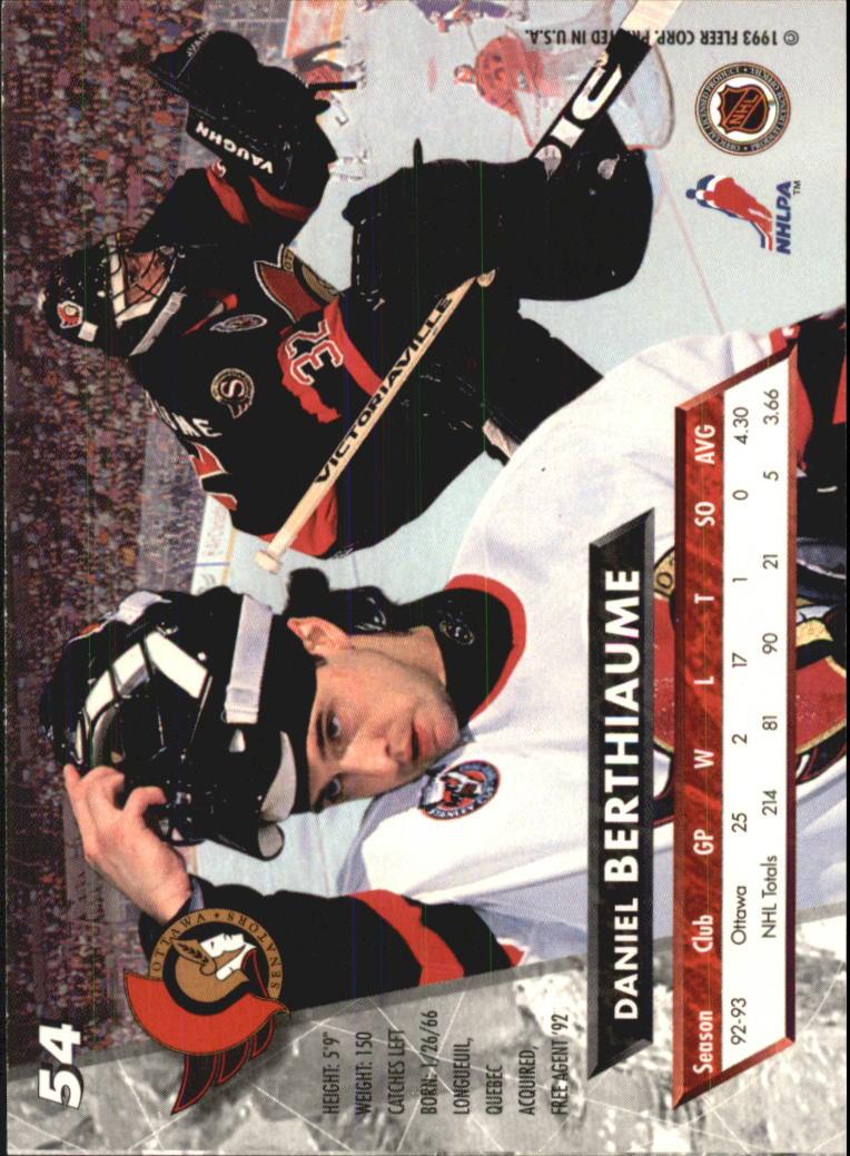 1993-94-Ultra-Hockey-1-250-Your-Choice-GOTBASEBALLCARDS thumbnail 105