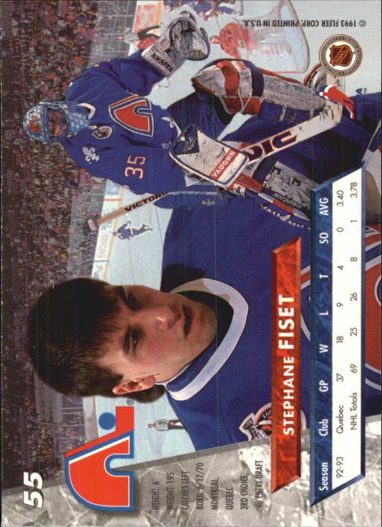1993-94-Ultra-Hockey-1-250-Your-Choice-GOTBASEBALLCARDS thumbnail 107
