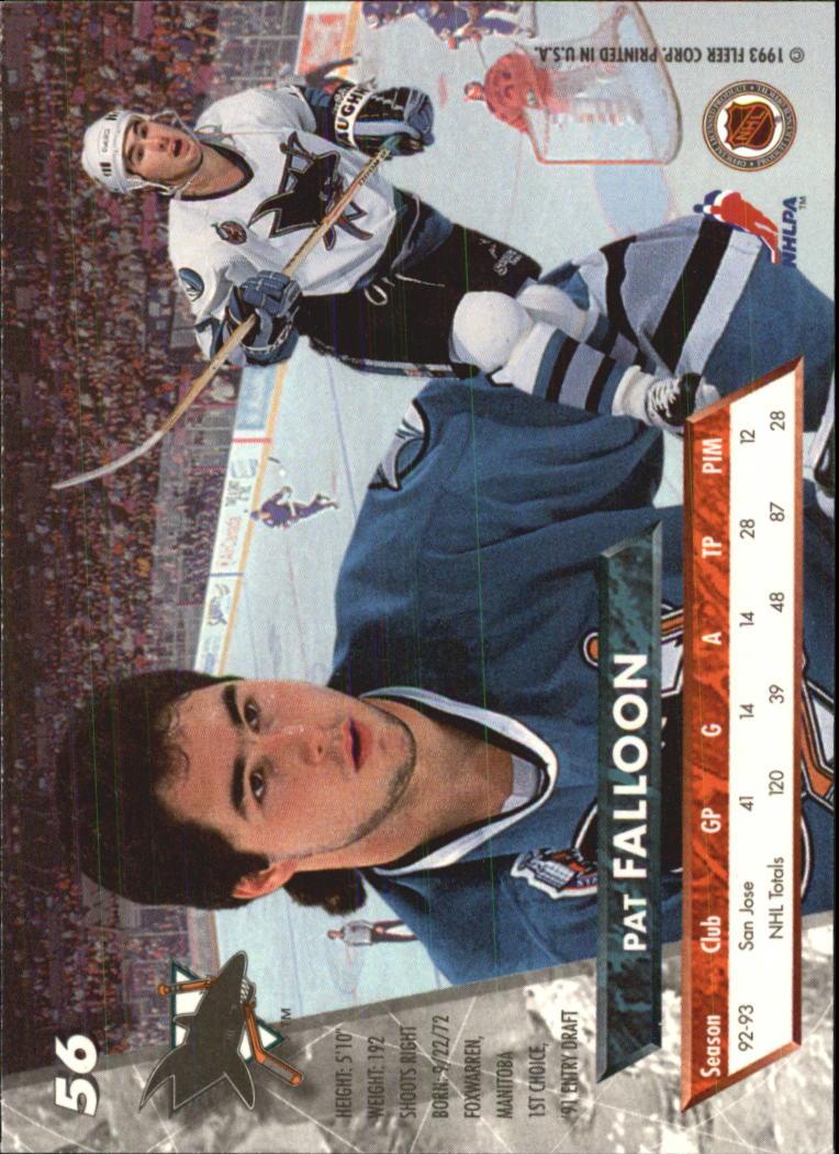 1993-94-Ultra-Hockey-1-250-Your-Choice-GOTBASEBALLCARDS thumbnail 109