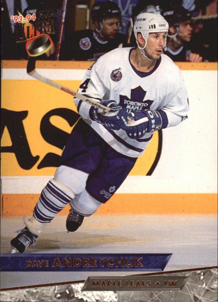 1993-94 Ultra #57 Dave Andreychuk