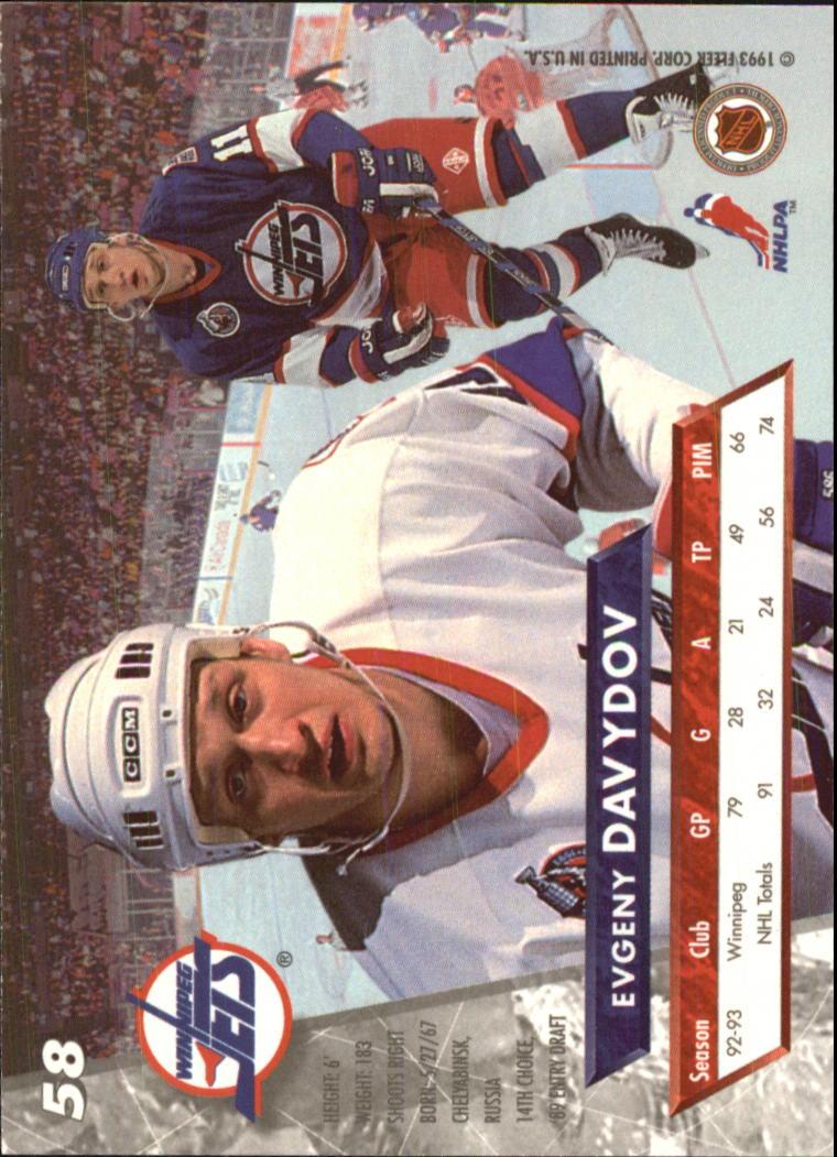 1993-94-Ultra-Hockey-1-250-Your-Choice-GOTBASEBALLCARDS thumbnail 111