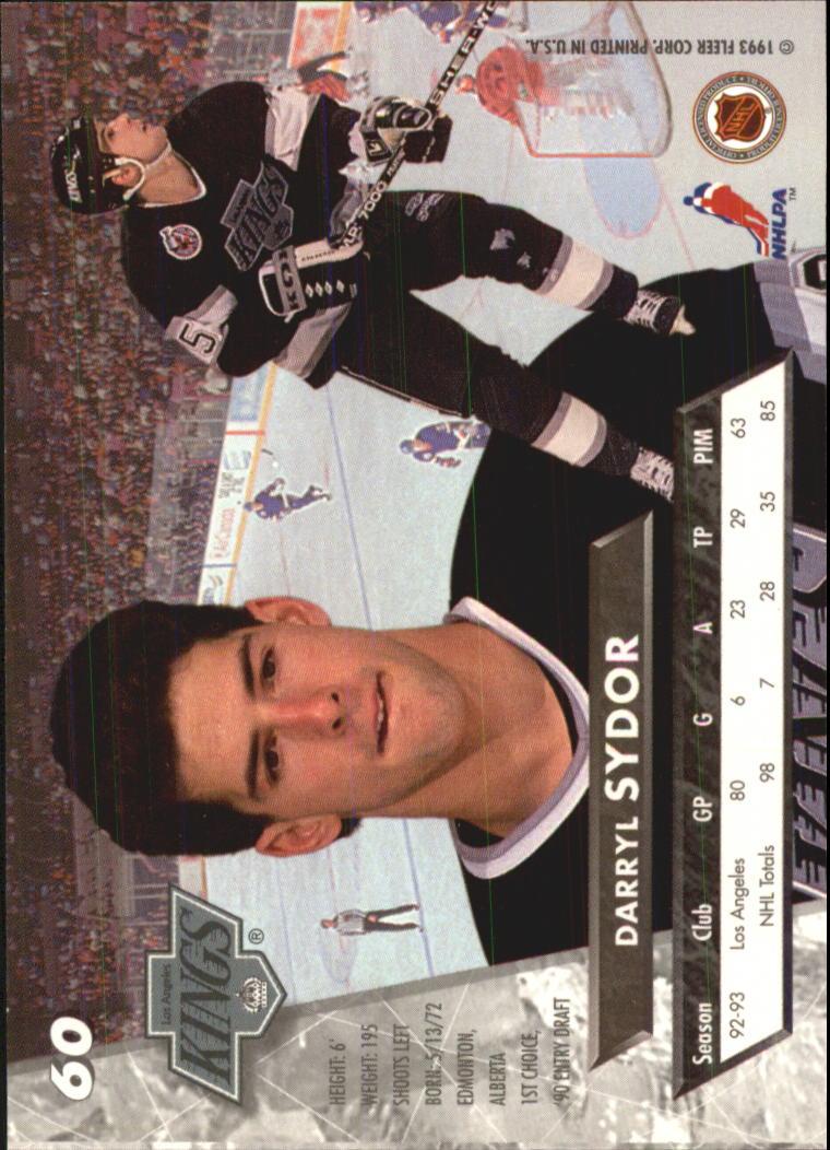 1993-94-Ultra-Hockey-1-250-Your-Choice-GOTBASEBALLCARDS thumbnail 115