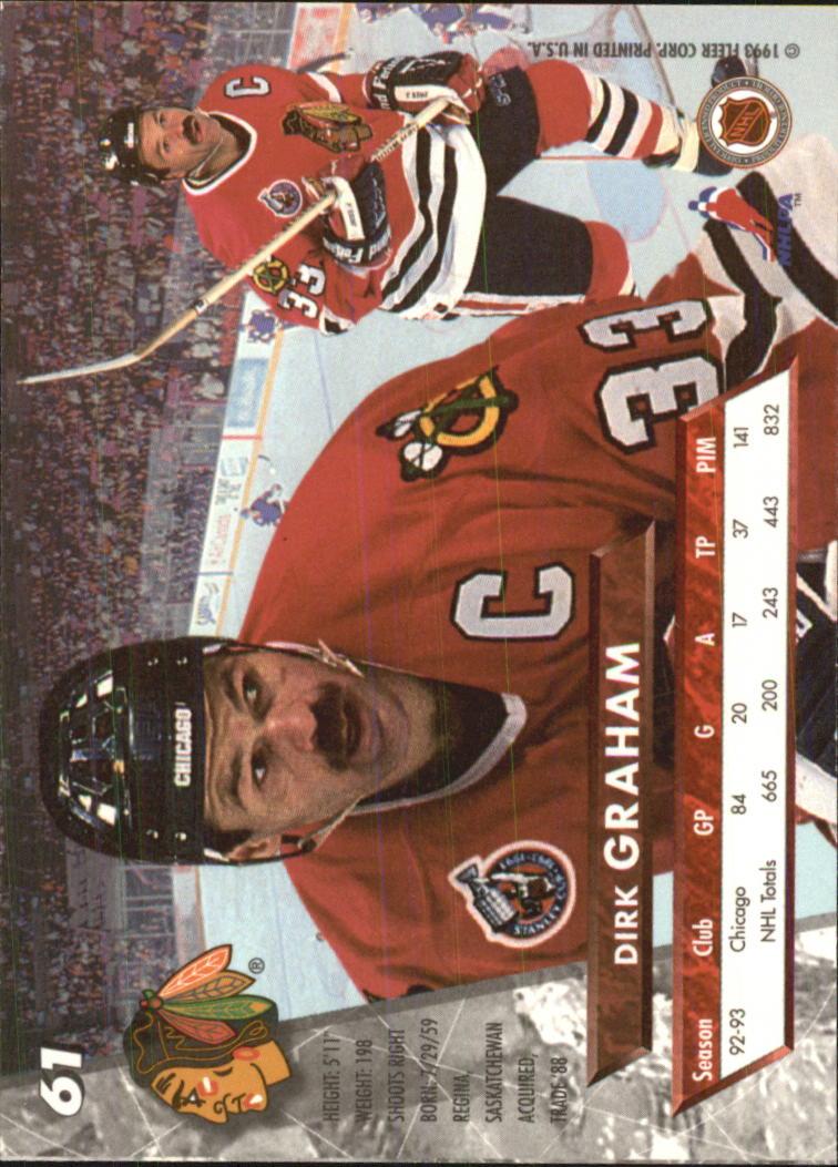 1993-94-Ultra-Hockey-1-250-Your-Choice-GOTBASEBALLCARDS thumbnail 117