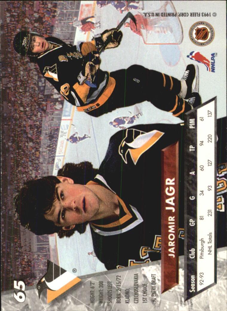 1993-94-Ultra-Hockey-1-250-Your-Choice-GOTBASEBALLCARDS thumbnail 125