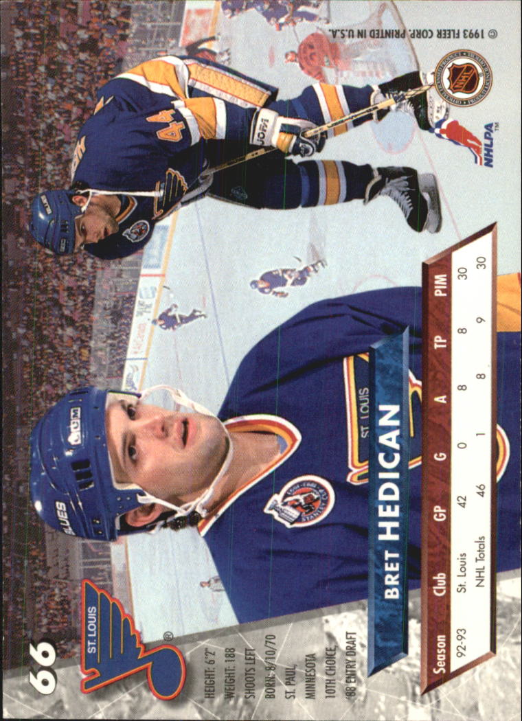 1993-94-Ultra-Hockey-1-250-Your-Choice-GOTBASEBALLCARDS thumbnail 127