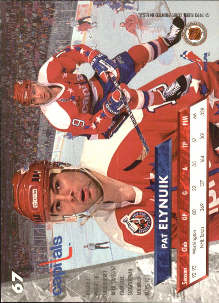 1993-94-Ultra-Hockey-1-250-Your-Choice-GOTBASEBALLCARDS thumbnail 129