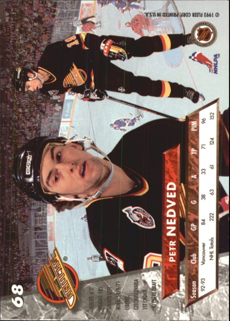 1993-94-Ultra-Hockey-1-250-Your-Choice-GOTBASEBALLCARDS thumbnail 131