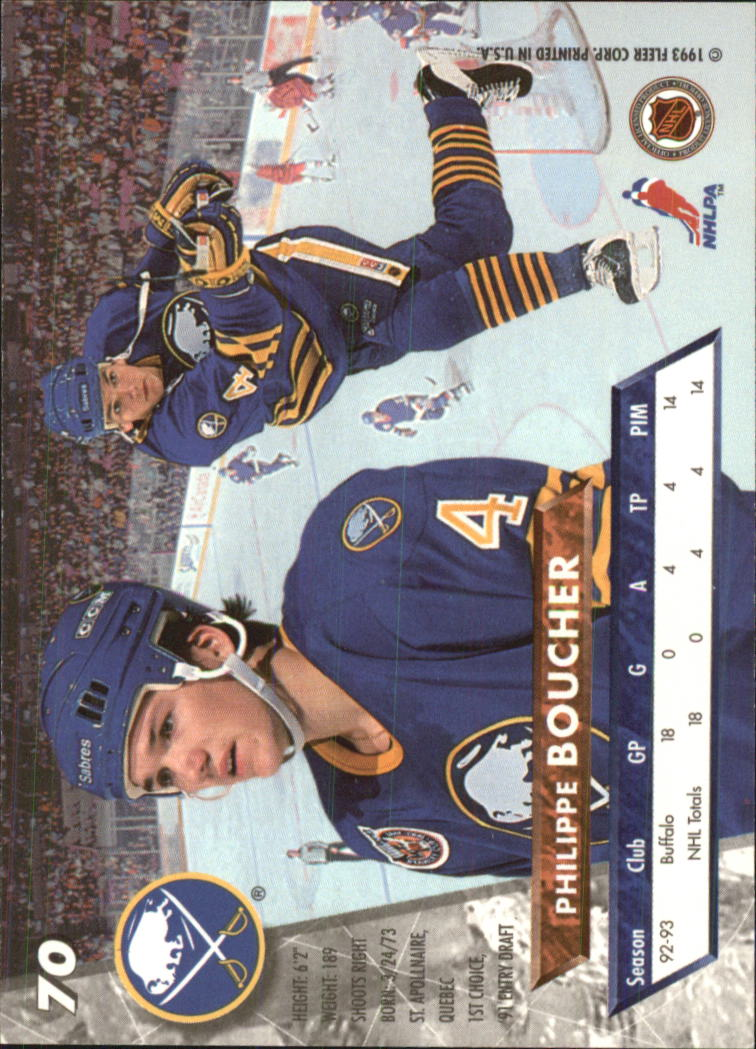 1993-94-Ultra-Hockey-1-250-Your-Choice-GOTBASEBALLCARDS thumbnail 133