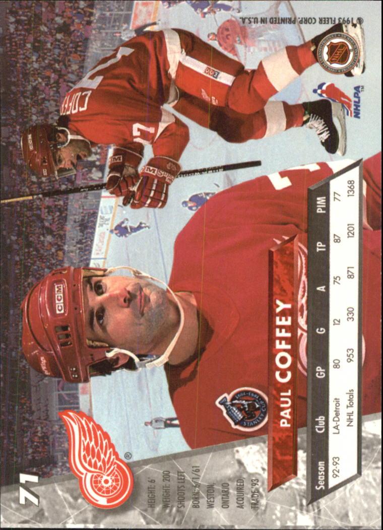 1993-94-Ultra-Hockey-1-250-Your-Choice-GOTBASEBALLCARDS thumbnail 135