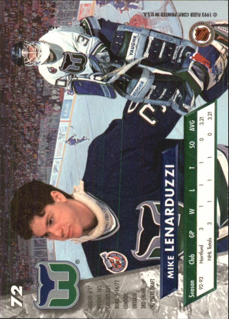 1993-94-Ultra-Hockey-1-250-Your-Choice-GOTBASEBALLCARDS thumbnail 137
