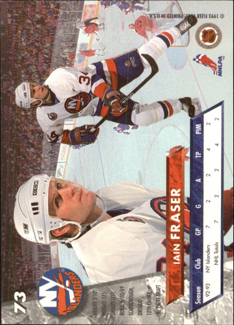1993-94-Ultra-Hockey-1-250-Your-Choice-GOTBASEBALLCARDS thumbnail 139