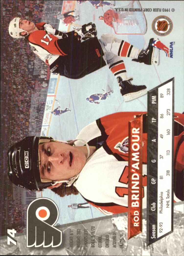 1993-94-Ultra-Hockey-1-250-Your-Choice-GOTBASEBALLCARDS thumbnail 141