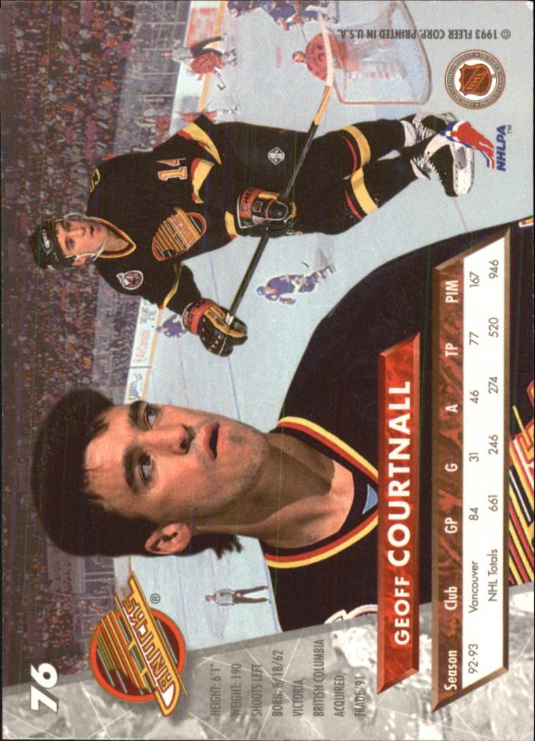 1993-94-Ultra-Hockey-1-250-Your-Choice-GOTBASEBALLCARDS thumbnail 145