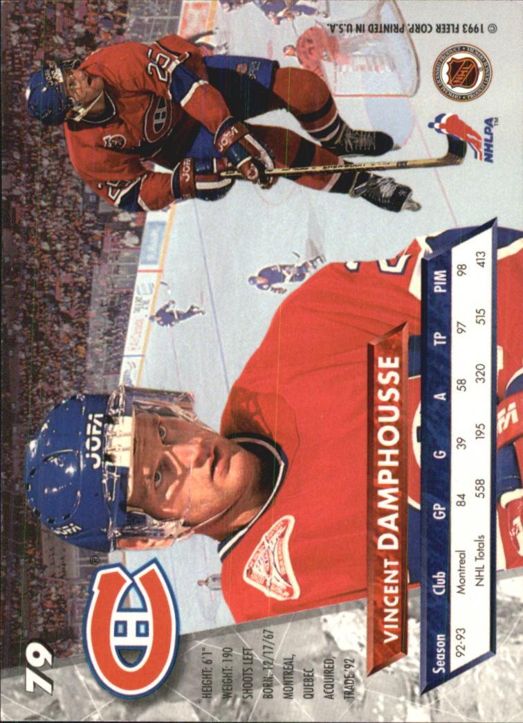 1993-94-Ultra-Hockey-1-250-Your-Choice-GOTBASEBALLCARDS thumbnail 149