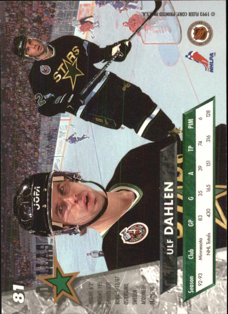 1993-94-Ultra-Hockey-1-250-Your-Choice-GOTBASEBALLCARDS thumbnail 153