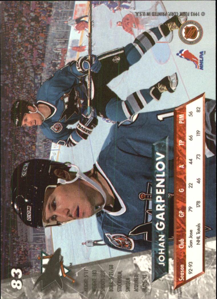 1993-94-Ultra-Hockey-1-250-Your-Choice-GOTBASEBALLCARDS thumbnail 157