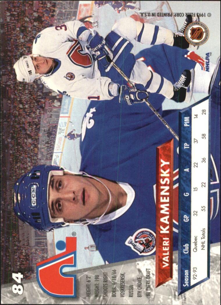 1993-94-Ultra-Hockey-1-250-Your-Choice-GOTBASEBALLCARDS thumbnail 159