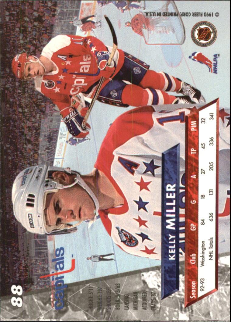1993-94-Ultra-Hockey-1-250-Your-Choice-GOTBASEBALLCARDS thumbnail 165