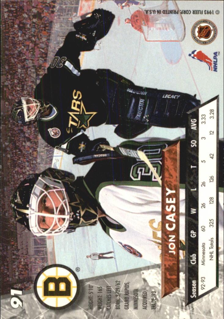 1993-94-Ultra-Hockey-1-250-Your-Choice-GOTBASEBALLCARDS thumbnail 169