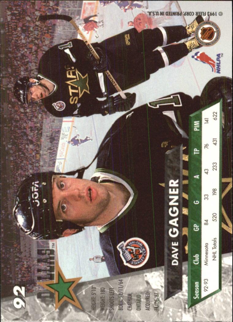 1993-94-Ultra-Hockey-1-250-Your-Choice-GOTBASEBALLCARDS thumbnail 171
