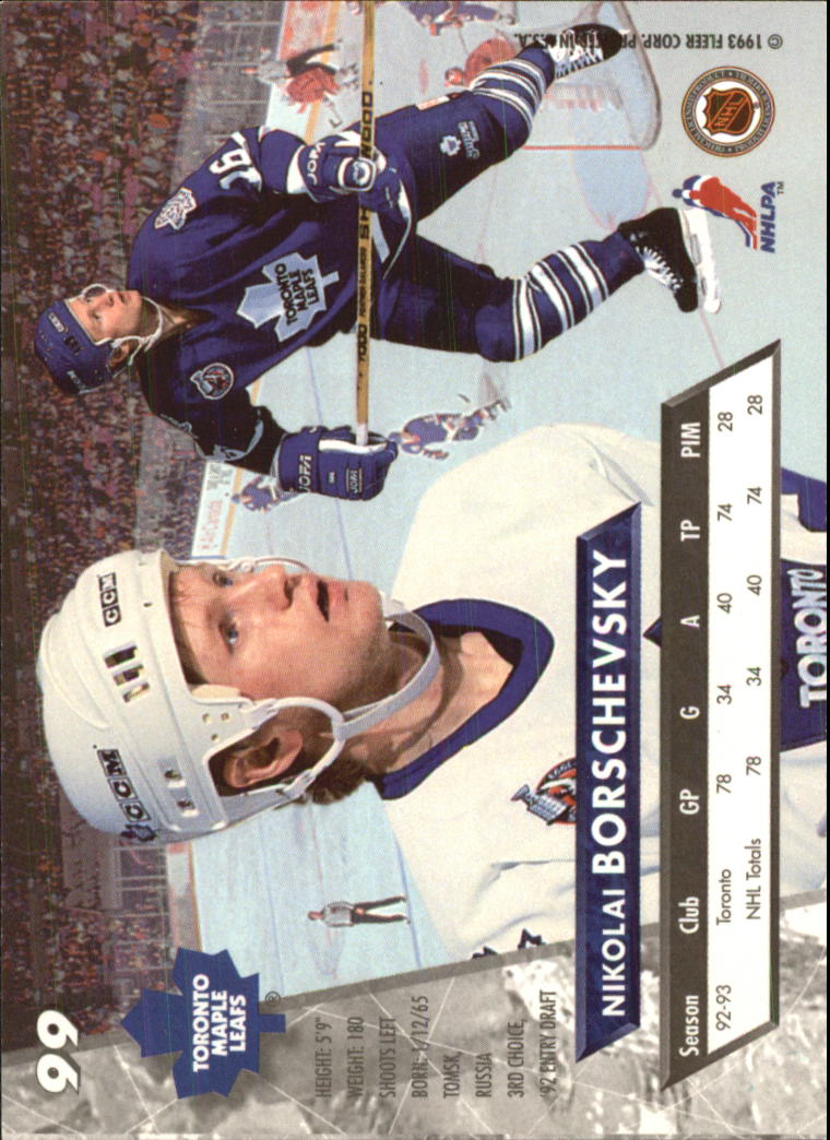 1993-94-Ultra-Hockey-1-250-Your-Choice-GOTBASEBALLCARDS thumbnail 185