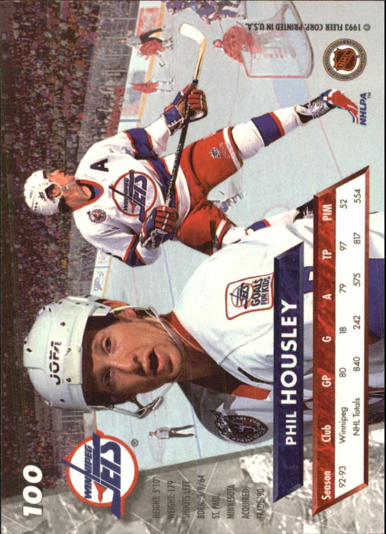 1993-94-Ultra-Hockey-1-250-Your-Choice-GOTBASEBALLCARDS thumbnail 187