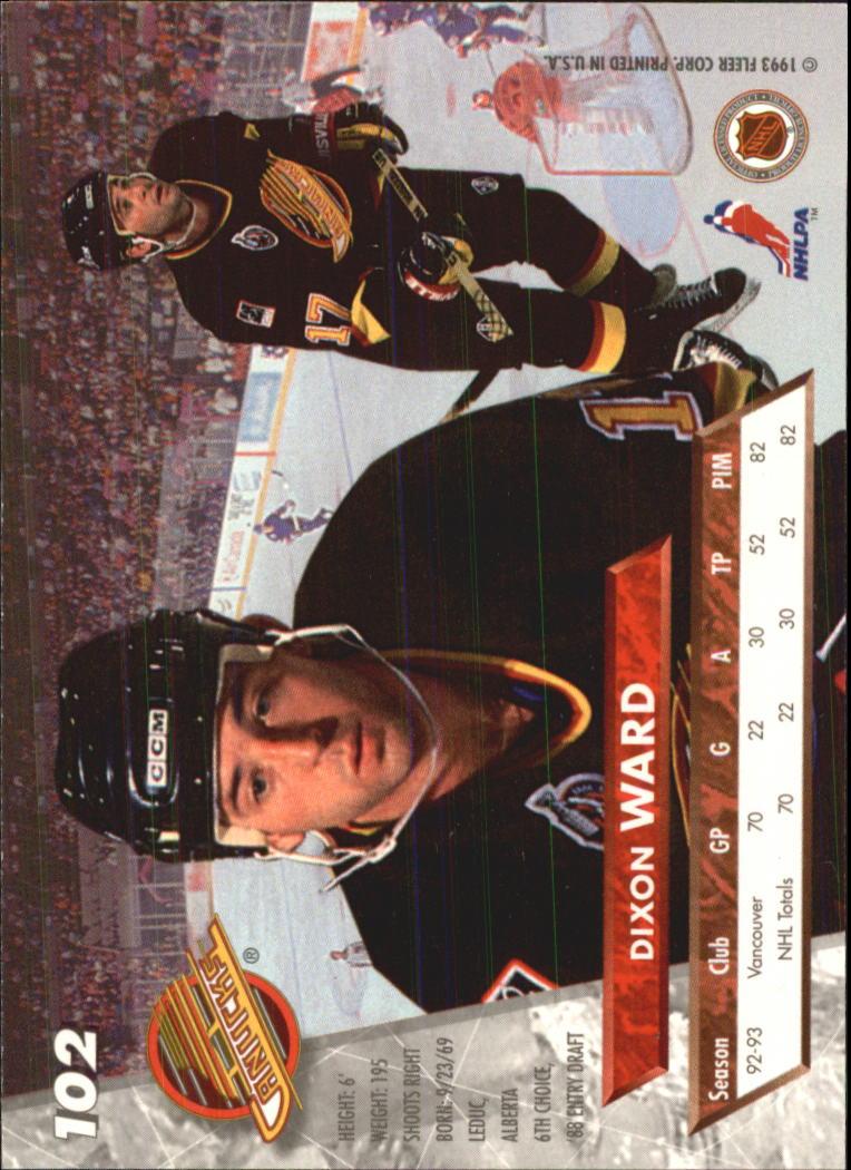 1993-94-Ultra-Hockey-1-250-Your-Choice-GOTBASEBALLCARDS thumbnail 191