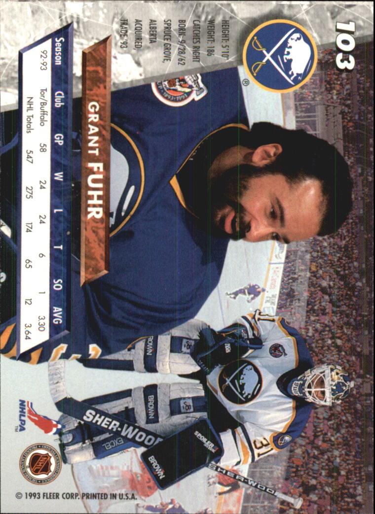 1993-94-Ultra-Hockey-1-250-Your-Choice-GOTBASEBALLCARDS thumbnail 193