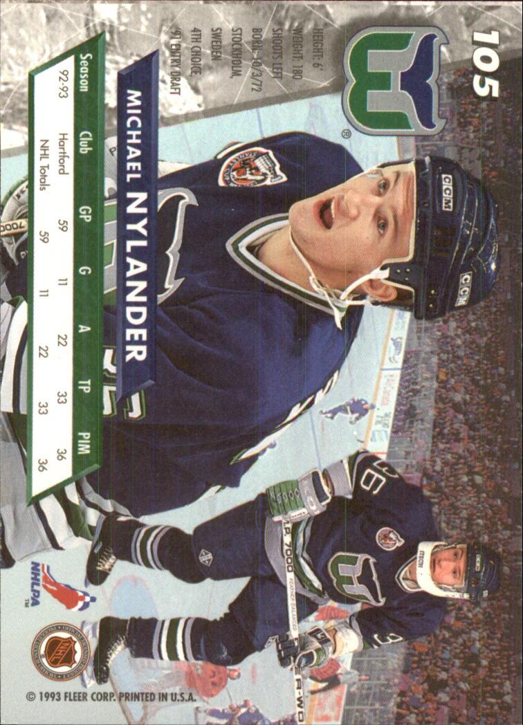 1993-94-Ultra-Hockey-1-250-Your-Choice-GOTBASEBALLCARDS thumbnail 197
