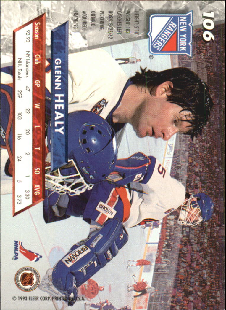 1993-94-Ultra-Hockey-1-250-Your-Choice-GOTBASEBALLCARDS thumbnail 199