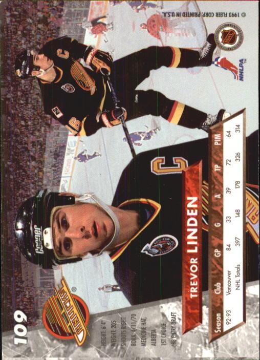 1993-94-Ultra-Hockey-1-250-Your-Choice-GOTBASEBALLCARDS thumbnail 203