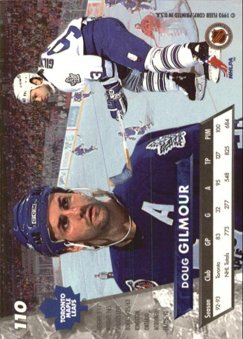 1993-94-Ultra-Hockey-1-250-Your-Choice-GOTBASEBALLCARDS thumbnail 205