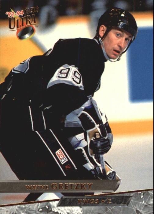 1993-94 Ultra #114 Wayne Gretzky