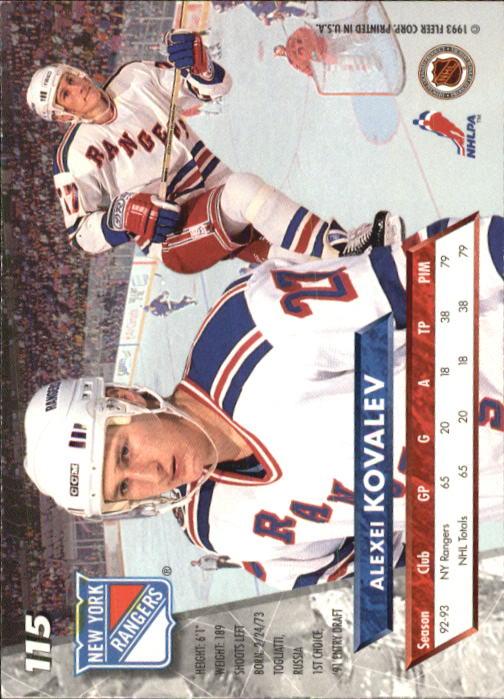 1993-94-Ultra-Hockey-1-250-Your-Choice-GOTBASEBALLCARDS thumbnail 211