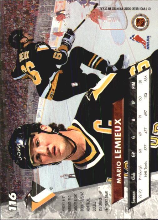 1993-94-Ultra-Hockey-1-250-Your-Choice-GOTBASEBALLCARDS thumbnail 213