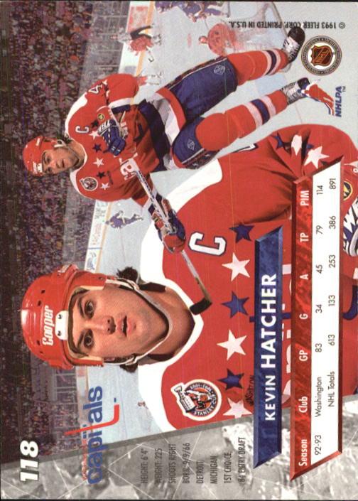 1993-94-Ultra-Hockey-1-250-Your-Choice-GOTBASEBALLCARDS thumbnail 217