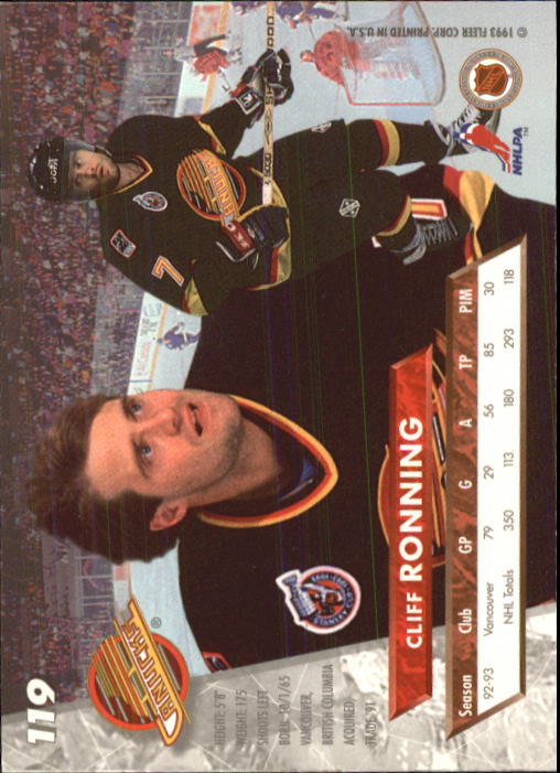 1993-94-Ultra-Hockey-1-250-Your-Choice-GOTBASEBALLCARDS thumbnail 219