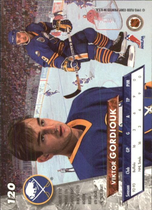 1993-94-Ultra-Hockey-1-250-Your-Choice-GOTBASEBALLCARDS thumbnail 221